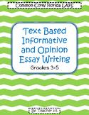 FSA Writing / Common Core Writing Packet Grades 3-5