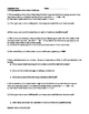 Common Core/Integrated: Solving Equations from Word Problems Worksheet