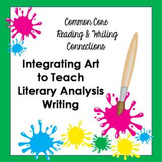 Common Core: Integrating Art to Teach Literary Analysis Writing