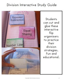 Common Core Interactive Math Notebook Bundle