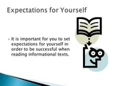 Common Core: Introduction & Expectations for Informational Texts (PowerPoint)