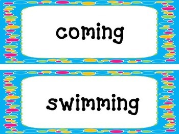 Journeys 3rd Grade Vocabulary and Spelling Word Cards Common Core 2014
