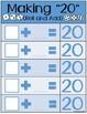 Math Centre: K-2 Dice Math Printables - Common Core Aligned