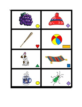 Common Core-K-Literacy Game:Syllables, Begin. & End. Sounds, Blend & Segment (3)