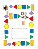 Common Core-K-Literacy Game:Syllables, Begin. & End. Sound