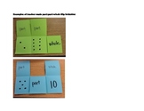 Common Core K,1, 2 Addition and Subtraction Cards and Worksheets