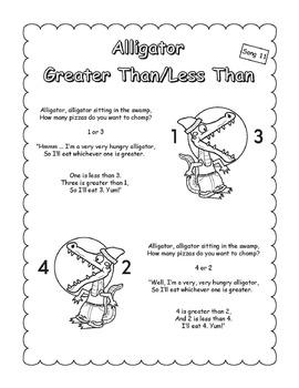 Common Core KinderMath Kindergarten Math Downloadable Songs & Book