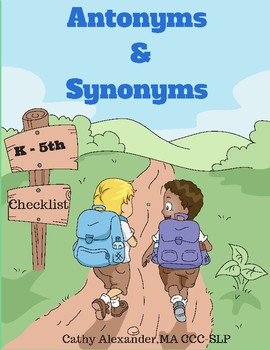 Common Core Antonyms and Synonyms