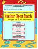 Common Core Kindergarten Counting to 20 {Special Education and Early Childhood}