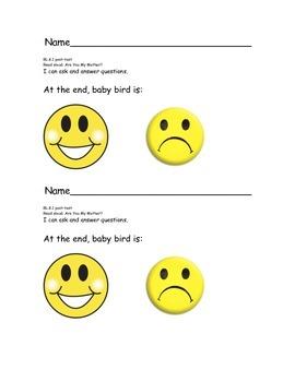 Common Core Kindergarten Literacy Assessments