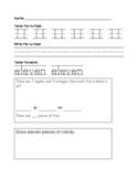 Common Core Kindergarten Math Worksheets, Numbers 11-20