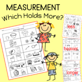 Measurement Worksheets Independent Work Packet