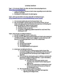 Common Core Lab Safety Task