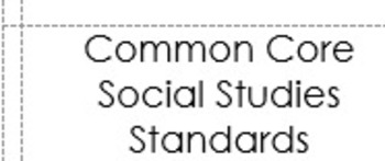 Common Core Labels ELA, Math & Social Studies, Science Model Curriculum Labels