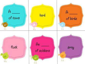 Common Core Language{Games, centers, crafts and more to teach all language CCSS}