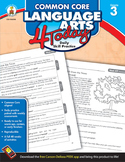 Common Core Language Arts 4 Today Grade 3 SALE 20% OFF! 104598