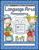 3rd Grade Language Arts Assessments