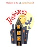 Common Core Language Arts -- Halloween Phonics Fun at the Pumpkin House!