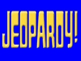Common Core Language Arts Jeopardy Review
