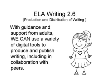 Common Core Language Arts Standards for 2nd Grade