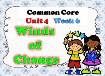 Winds of Change Week 6 Lesson Plans