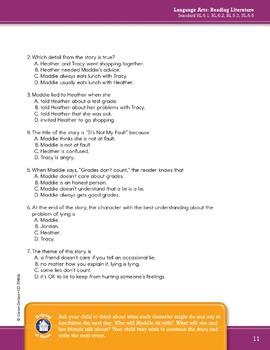 Common Core Language Arts and Math Grade 6 SALE 20% OFF! 704506