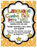 Grammar and Language Bundle: 7 Resources in One