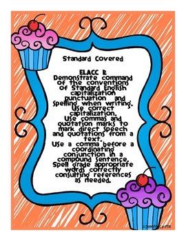 Common Core: Language Standard: Conjunctions