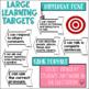 Common Core Learning Target and Success Criteria BUNDLE Speak & Listen 1st grade