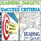 Common Core Learning Target and Success Criteria BUNDLE fo