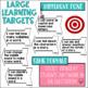 Common Core Learning Target and Success Criteria MEGA BUNDLE Kinder