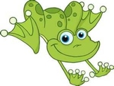 Common Core Lesson Objectives 2nd Grade ELA - Frog Theme