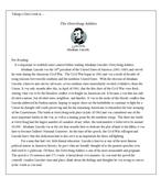 Common Core Lesson Plan: Abraham Lincoln's Gettysburg Address