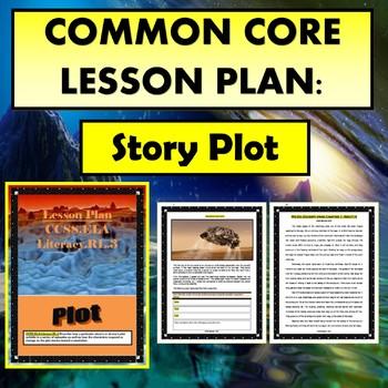 Common Core Lesson Plan: Plot