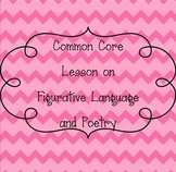 Common Core Lesson Plan on Figurative Language and Poetry