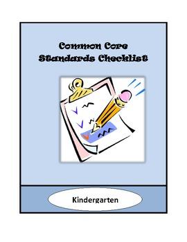 Common Core Lesson Planning Checklist - K