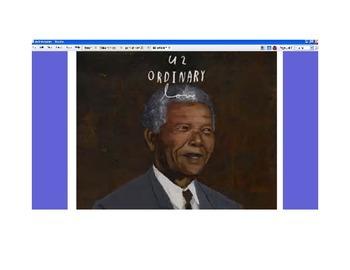 Common Core Lesson U2 and Mandela