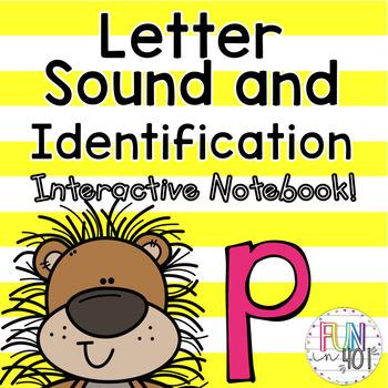 Common Core Letter Sounds Cut & Paste
