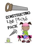 Common Core Line Plot Pack
