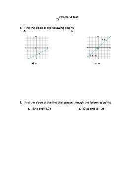 Common Core Linear Functions/Functions