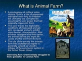 Common Core Linked Complete Animal Farm Powerpoint