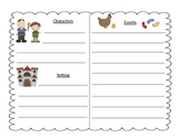 Common Core Literacy Anchor Charts