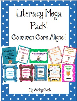Common Core Literacy Bundle