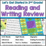 2nd Grade Literacy Center Games and Activities