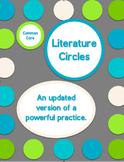 Common Core Literature Circles Bundle