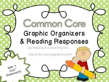 Standards Based Literature Graphic Organizers
