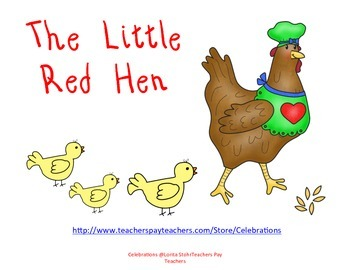Common Core Little Red Hen