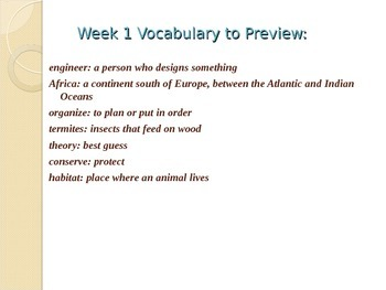 Common Core Text Dependent Questions Close Reading: Scientist of the Week 4