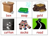Common Core Long and Short Vowel O sort center ESL hands on kindergarten