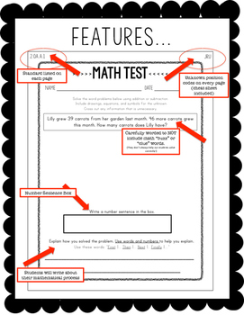 Math Assessment Problem Solving